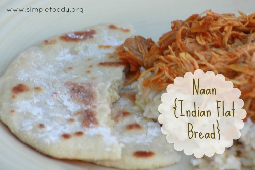 Naan Indian Flat Bread