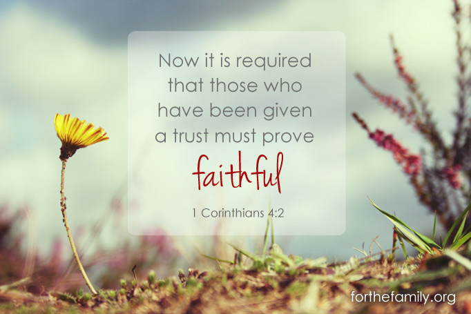 Are You Called to Excellence or Faithfulness?