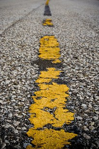 Follow the Yellow Lines