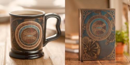 Dayspring Men's Journal and Mug