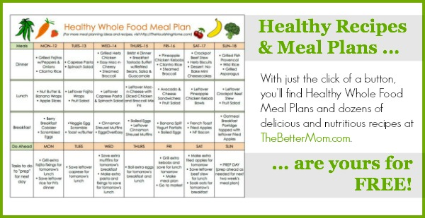 Dietmenuplansorg Diet Menu Plans