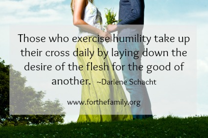 The Power of Humility in Marriage or any Relationship