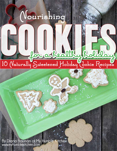 Nourishing Cookies for a Healthy Holiday