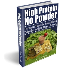 High Protein No Powder Protein Bars and Smoothies