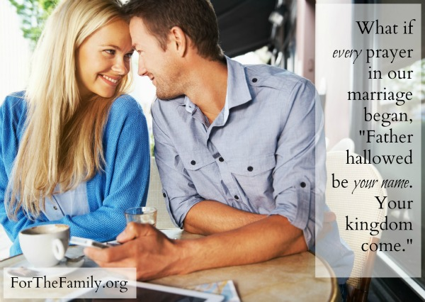 The First Prayer in Marriage