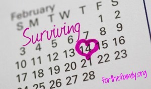 Surviving Valentine's Day in Your Marriage