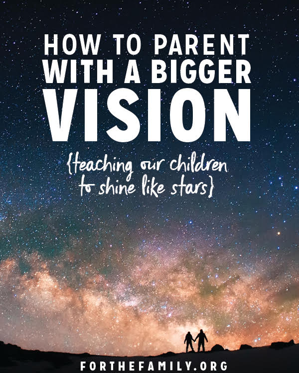 What do you hope to accomplish in your parenting? This work is about more than creating good behavior and habits in our kids.... this is a work of the heart. Come refresh your vision with us today.
