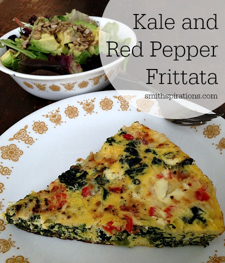 Frittatas are one of my very favorite quick and easy meals! So so ...