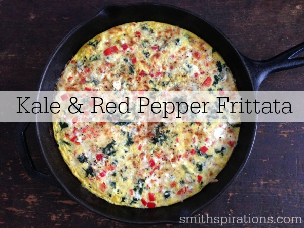 Frittatas are one of my very favorite quick and easy meals! So so simple. See for yourself! You will love it!