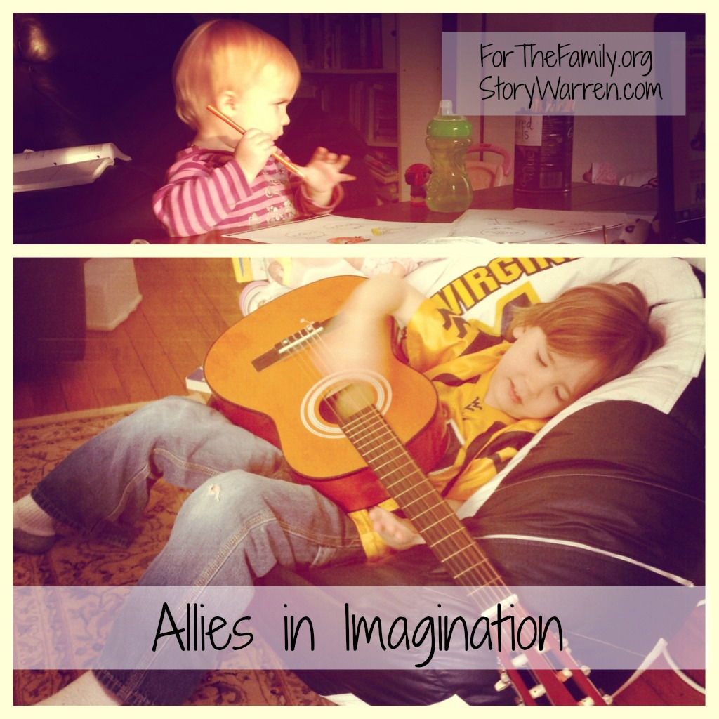 allies in imagination