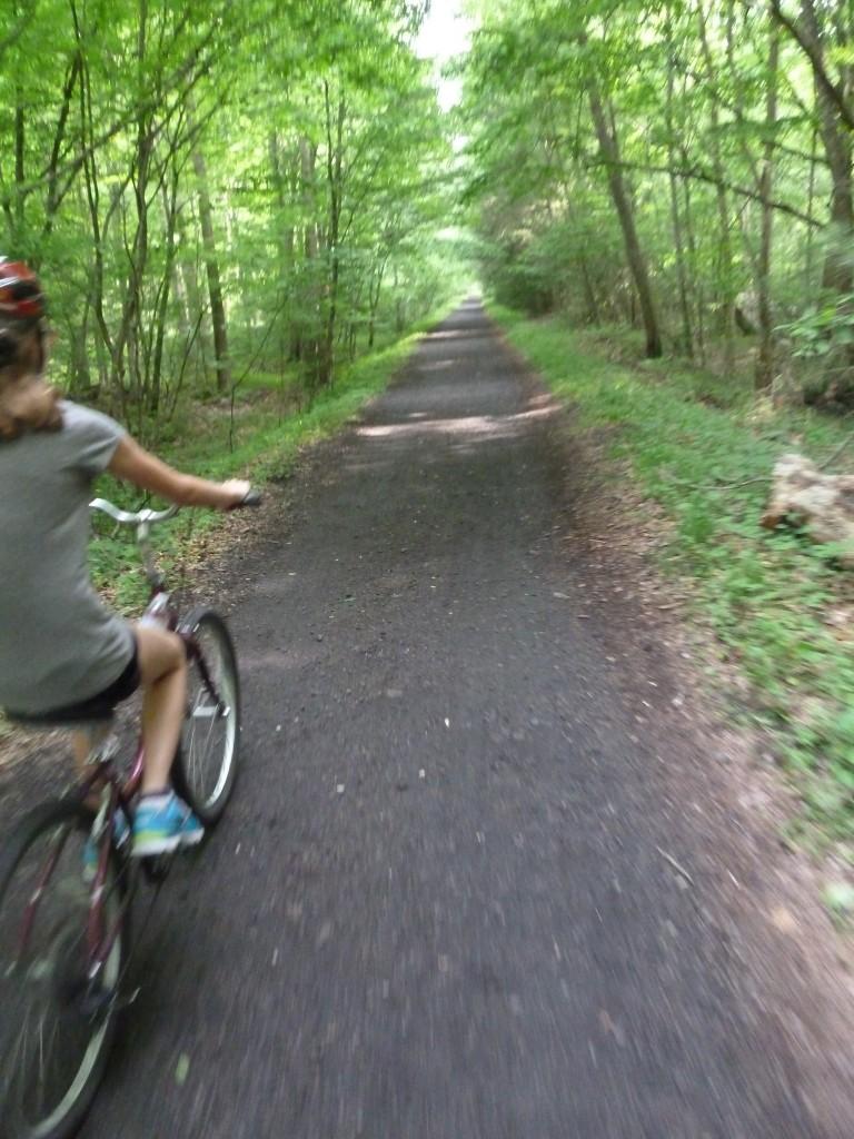 virginia creeper biking