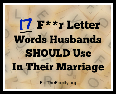17 four letter words husbands should use in marriage for for Window 4 letter words