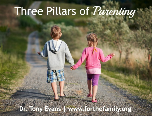 Three Pillars of Parenting with Dr. Tony Evans