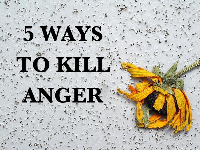 KILL ANGER