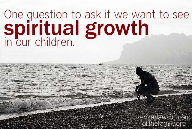 i want to be spiritual