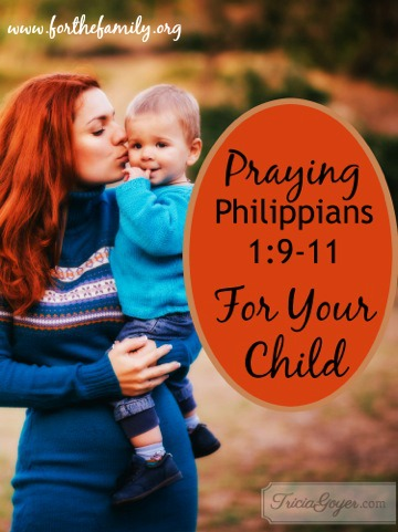 Praying For Your Child