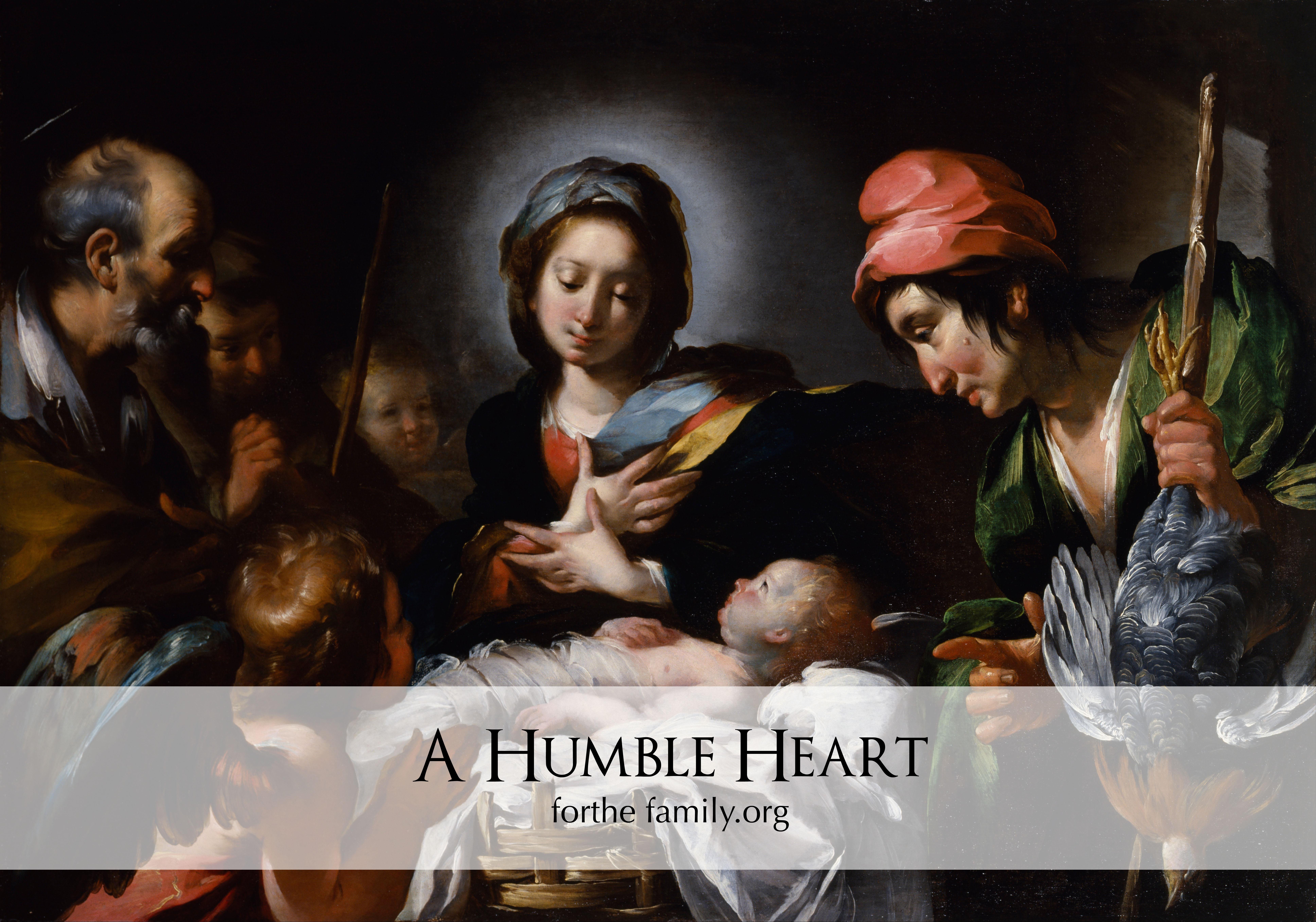 A Humble Heart