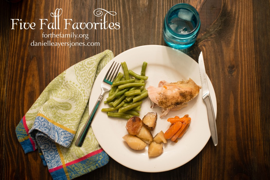Five Fall Favorites