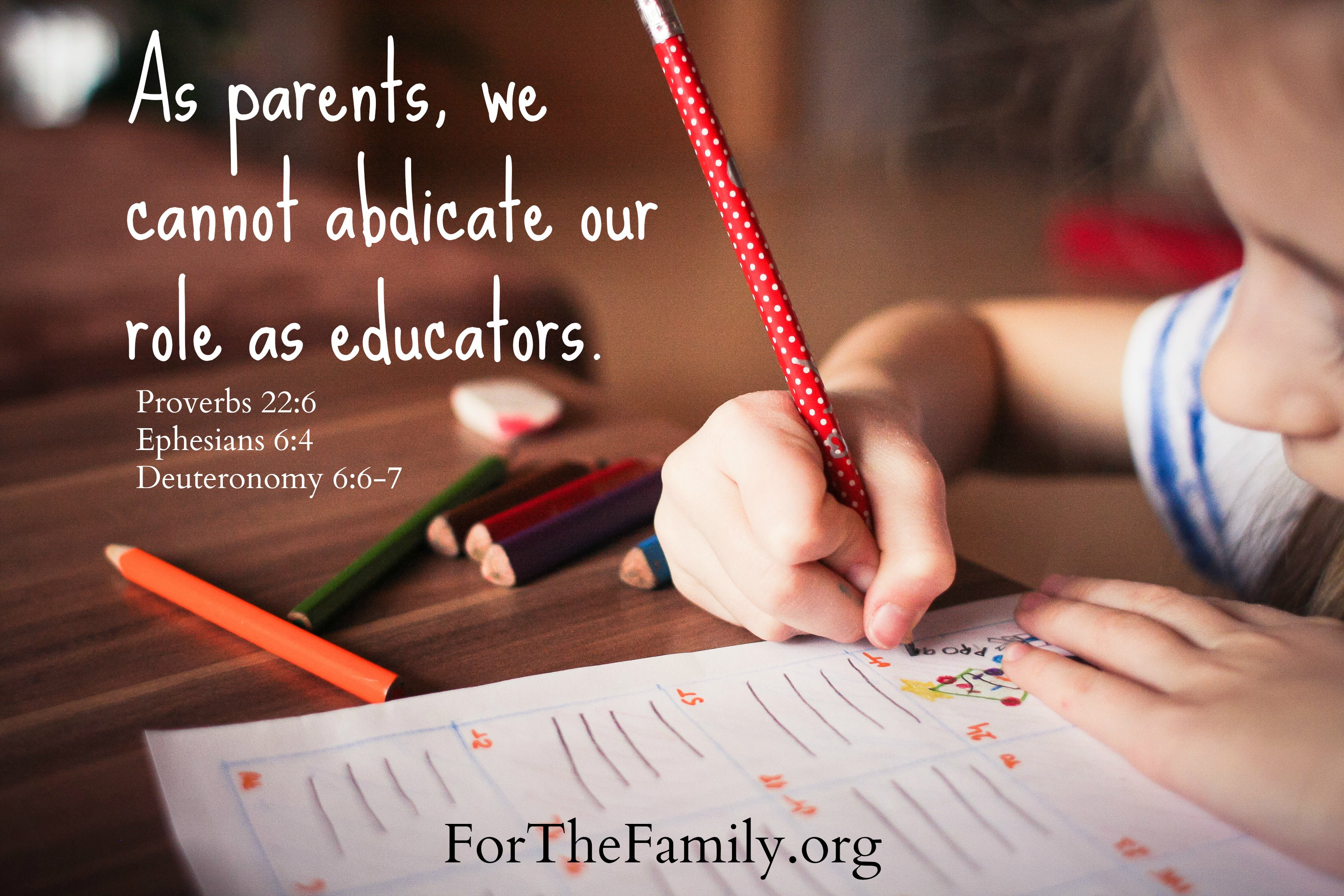 Why Every Child Should Be Home Educated {2 Powerful Reasons}