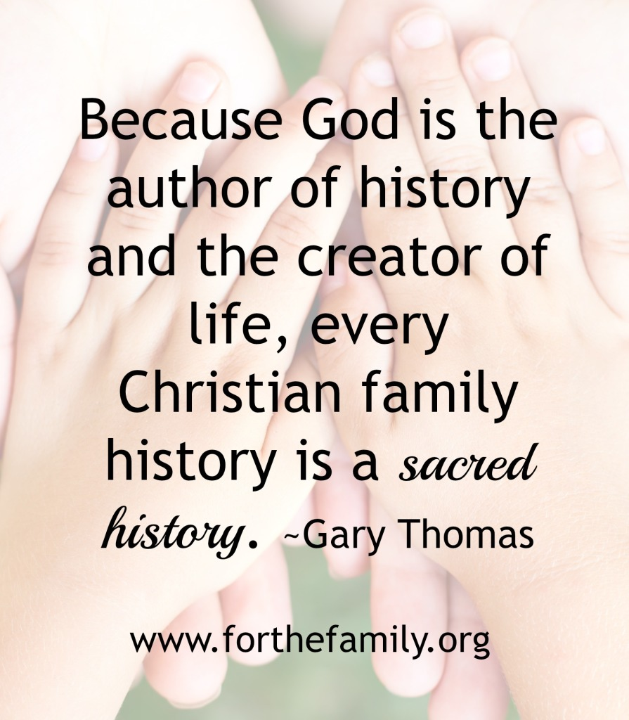 What is your family history?