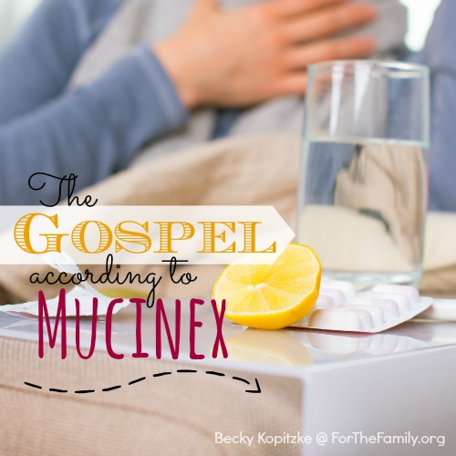 Gospel-Mucinex