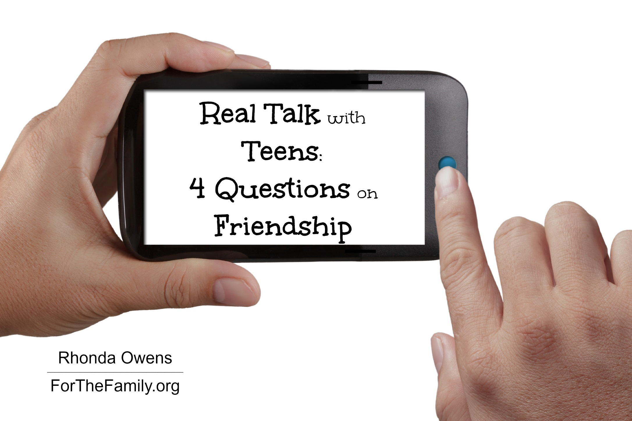 Teens Real Teens Talk About 43