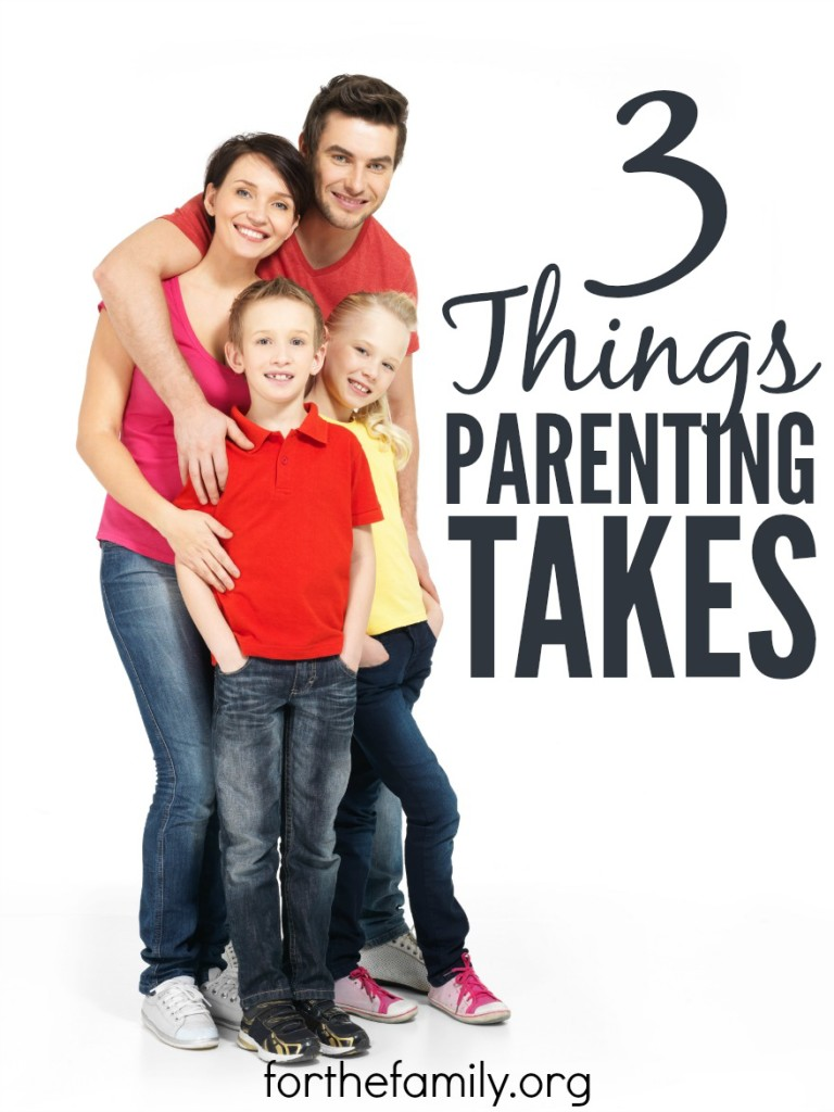 3 Things Parenting Takes