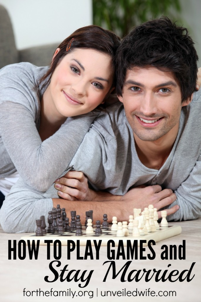 Why Toddlers Needs Lessons About >> How To Play Games And Stay Married - for the family