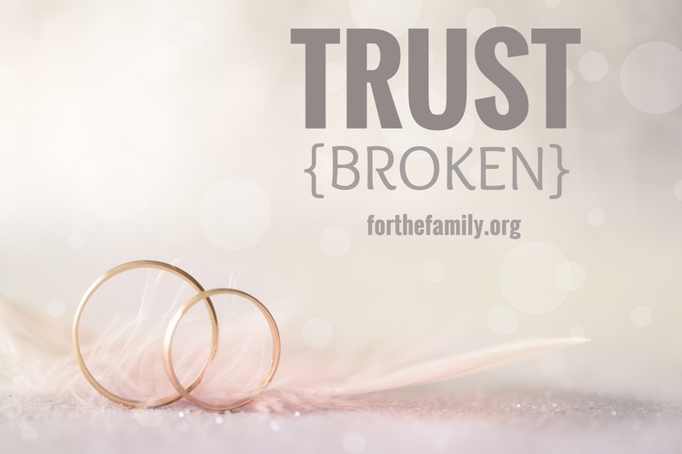 When trust is broken, can can we rebuild? Is it possible to give our hearts completely into the hands of another with confidence? In marriage, this can seem impossible, and yet, it is all together beautiful and real. If you are struggling with trust, don't give up. Healing can flow.