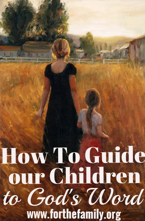 As our children grow, so does the way they approach God's word. How can we continue to guide them as they develop a personal relationship with Jesus? These ideas and questions for reflection will help you to launch them well as their faith grows.