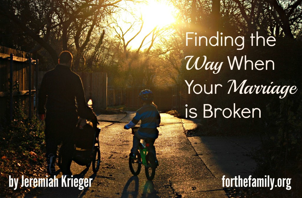 Is your marriage headed in the wrong direction? Adjusting course might seem impossible, but there is a way. Maybe today is the day to pull out the map of God's word and begin  to be transformed as we learn about his heart and pattern for  our lives and marriages.