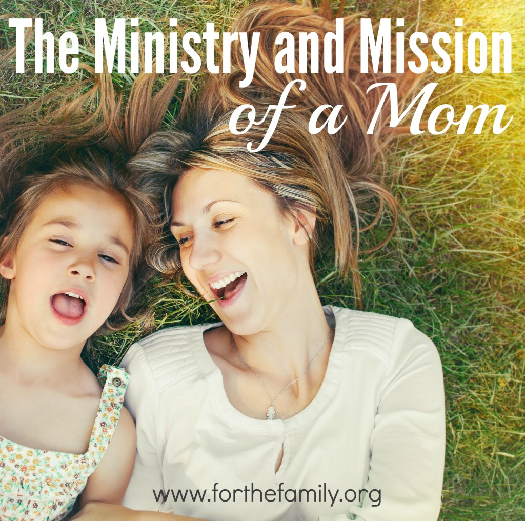 Ministry doesn't have to be one more thing we add to an already busy schedule. What if we transformed the way we saw the places God already has us? What if we began to see the people in our life because of motherhood differently?  This season of motherhood is full of new potential. God wants to use you in the places where you already are. This begins today!