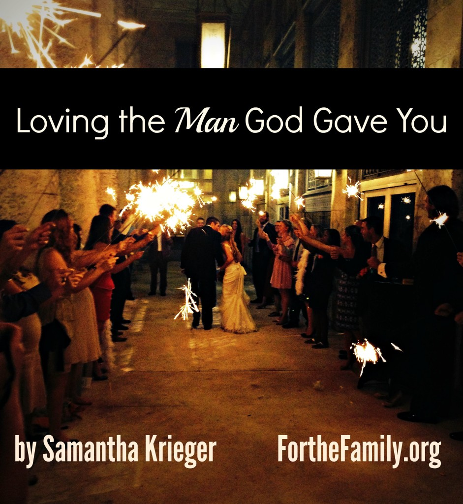 We are often encouraged to love our spouses well- but what does that mean exactly? How can we love, honor and respect the one who God has given to us? As you share your life together, try these ideas for drawing near, and living in tangible, deep ways.