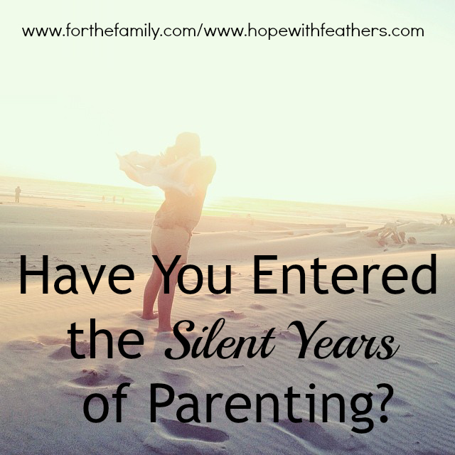 How are you navigating the teen years? Advice abounds in the little years- but often goes silent as our children grow. Let's learn how to support one another through these silent years of parenting.