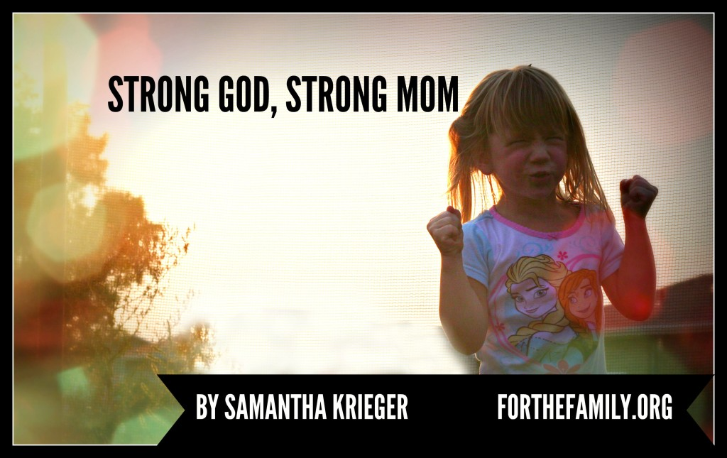 Do you silently struggle? Maybe with anger or control? Do you wonder if you'll ever be able to change? We serve a strong God and you are his beautiful child. Here are some ways to look to him , for strength today.