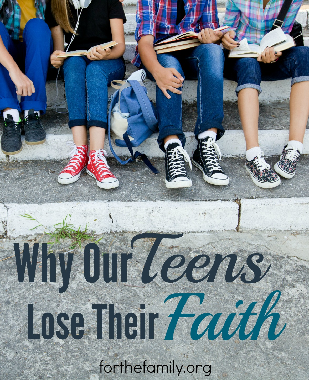 Youth Pastor Church Nite: Why Our Teens Lose Their Faith