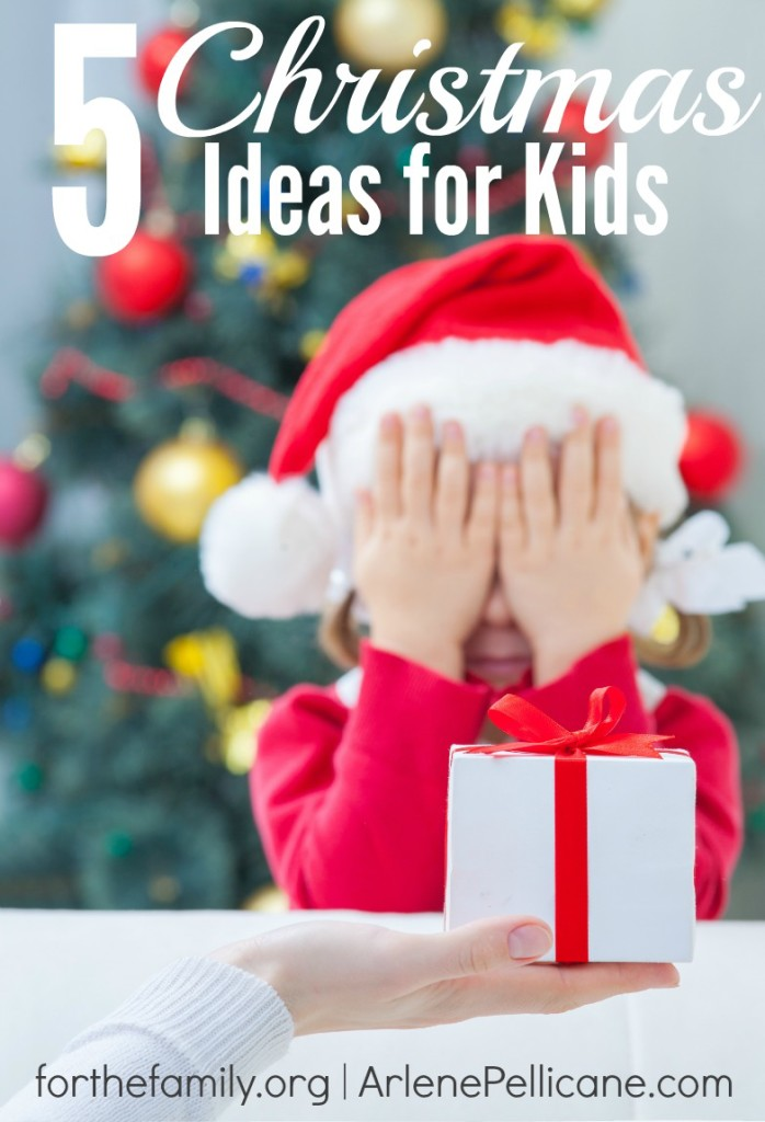 5 Christmas Ideas for Kids