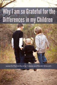 Are you parenting children with very different personalities? Sometimes this can feel overwhelming and challenging to us as we try to keep up and connect with them in unique ways. Today, we're taking one step forward toward seeing our children's differences as a gift, and not a burden. Ready to join us?
