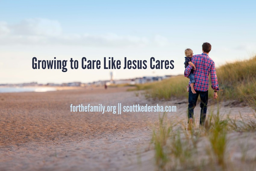 When we are faced with tough relationships, when we are asked to extend love when its not easy for us, we have an example of how to love well. Jesus exuded compassion and care, and as He transforms our hearts, we can learn to love just like he did.