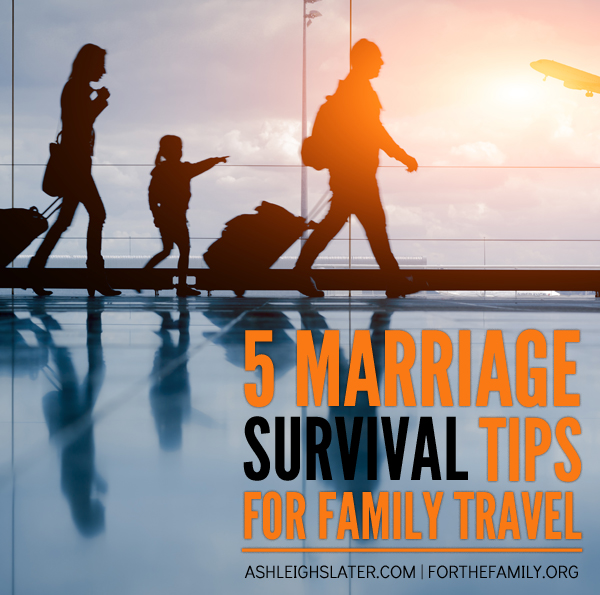 Planning for a vacation can be one of the things we look forward to most as a family. But when expectations collide with reality, stress and inevitable family tensions, it can ruin everything. Before your next trip, be sure to pack these tips for great communication and family fun.