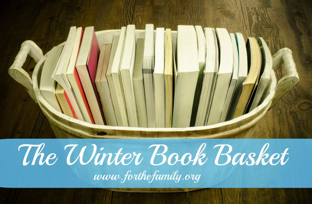 Looking for books to bring your family together in the cold winter months? We're sharing some of our favorites today!