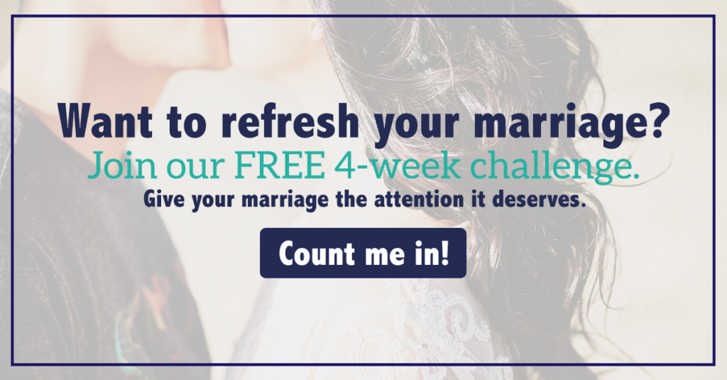 #relationshipReset marriage challenge