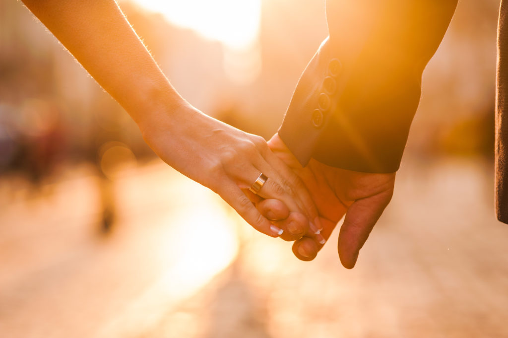 Going through hard times in marriage has a way of testing our togetherness. So how do we get through it? Where is the hope? Here's the secret to surviving when our vows are put to the test.