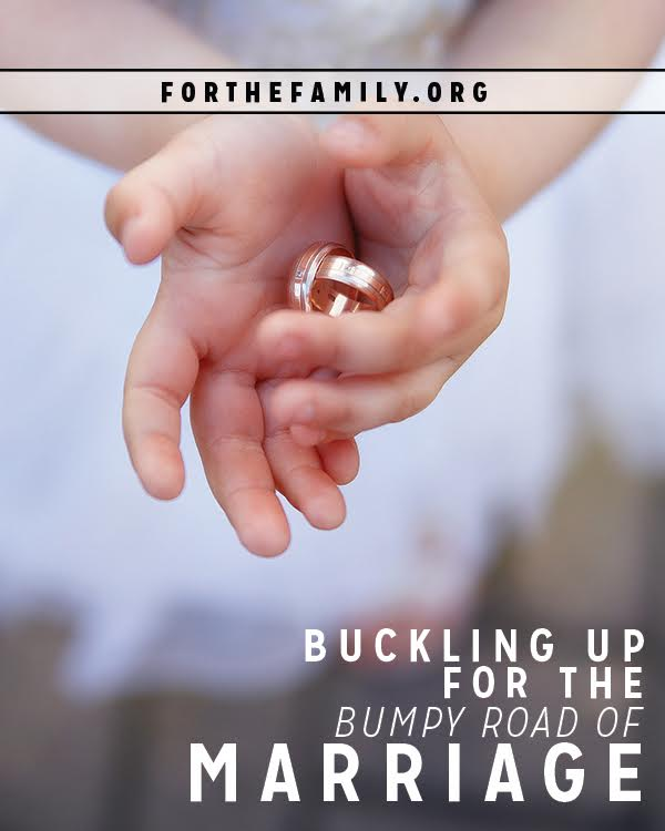 Buckling Up For The Bumpy Road Of Marriage
