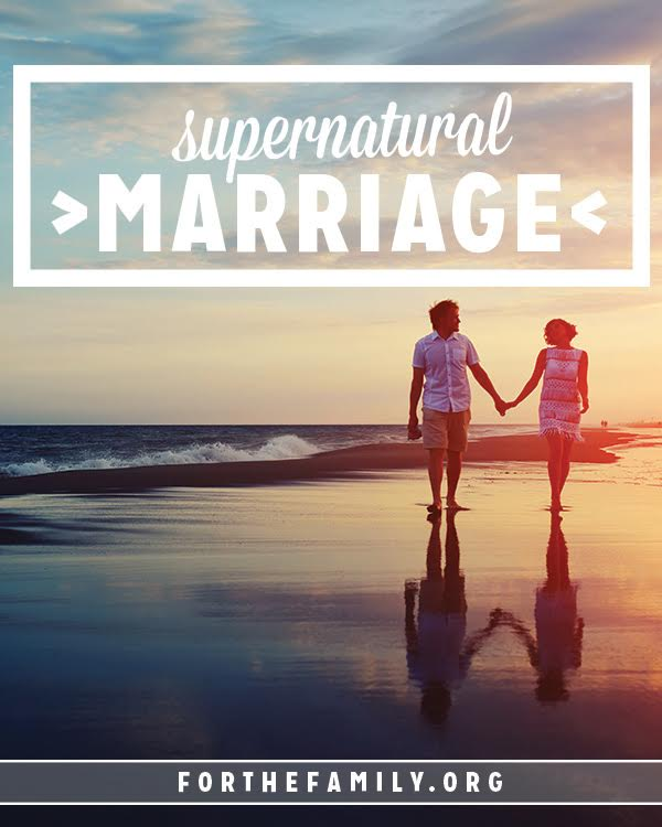 When you struggle in your marriage, do you seek pragmatic solutions? Do you grow tired and frustrated trying to implement help that the world says will work? The truth of marriage is that in our primary human relationship, we are dependent on our primary divine relationship every single day. Let's give our marriages to the One who is able to work and repair them supernaturally.