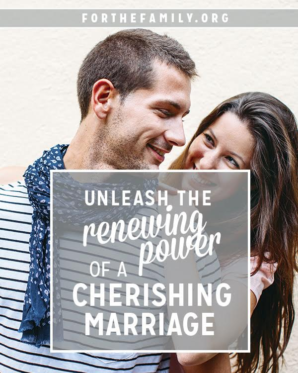 Sure you know you are supposed to love your spouse, but what about that other word in your vows? Do you seek to cherish one another? Developing a heart that cherishes unleashes a force in your marriage that makes it even more precious- are you ready to learn how today?
