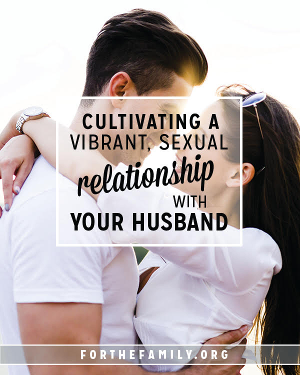 There is one aspect of your marriage than seems to be avoided in conversation, encouragement, and accountability, but that requires our intentional attention: our sexual relationship. If you crave renewal, bonding and connection together, start right here.