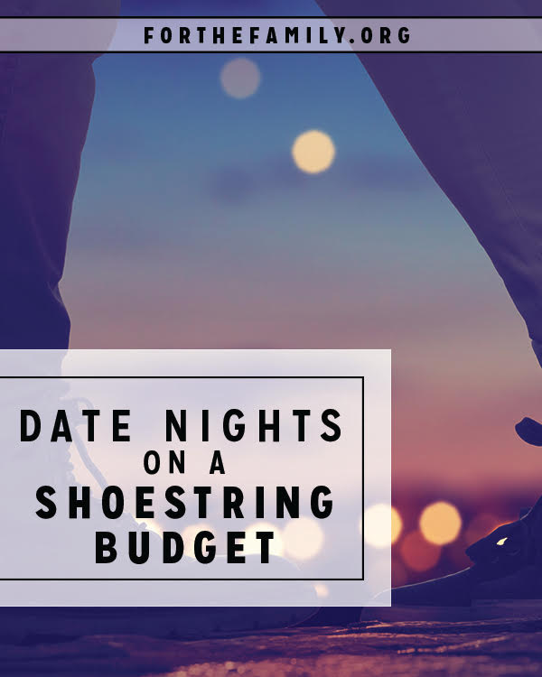 Date nights are about spending time together- not spending money. Jump in with your spouse to connect through some of these great ideas and pick up this free printable of date night questions!