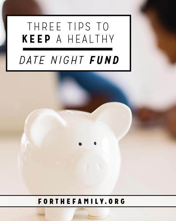 Do you plan time for date nights? When finances are tight, it can be tough to make sure time alone as a couple stays a priority. Try these creative ways to save that will keep your date night fund full.