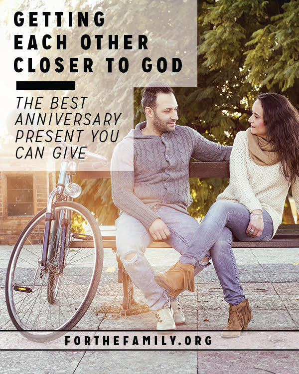 Getting Each Other Closer To God {the Best Anniversary